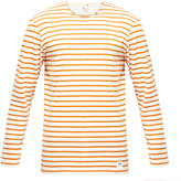 Wood Wood Harrison Breton Long Sleeve Stripe Shirt