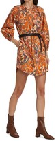 Thumbnail for your product : A.L.C. Rosanna Belted Minidress