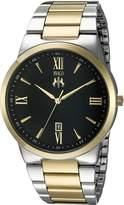 Jivago Men's JV3513 Clarity Analog Display Quartz Two Tone Watch