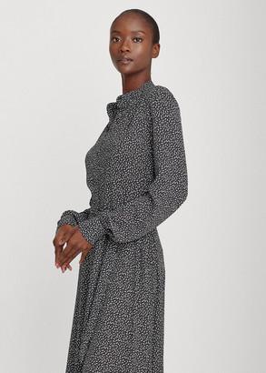 Ralph Lauren Georgette Shirtdress