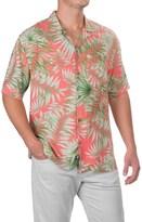 Caribbean Joe Fern Breeze Shirt - Short Sleeve (For Men)