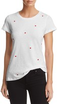 Sundry Embroidered Heart Boy Tee - 100% Exclusive