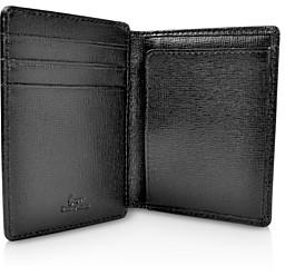 Royce New York Leather Money Clip Wallet