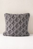 Urban Outfitters Cable-Knit Pillow