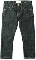 Mimi & Maggie Damask Skinny Jeans (Little Girls & Big Girls)