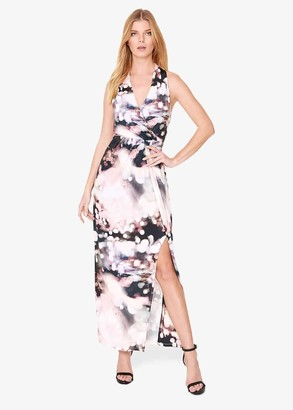 Phase Eight City Lights Print Maxi