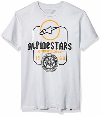 Alpinestars Unisex-Adult's Whiteout Tee