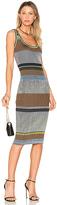 Diane von Furstenberg Knit Midi Dress