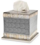 Julia Knight Classic Tissue Box - Platinum