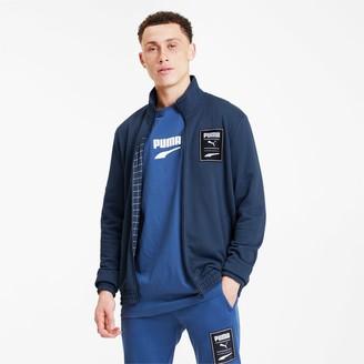 Puma Recheck Men's Knitted Jacket