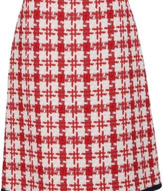 Gucci Wool blend mini skirt