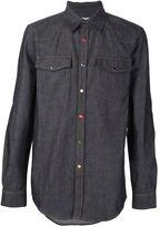 Givenchy western denim shirt