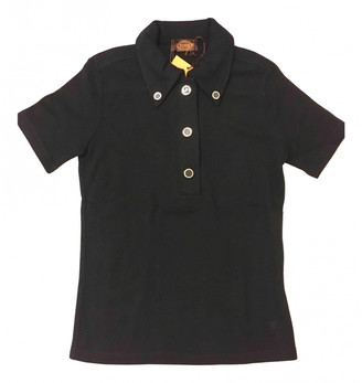 Tod's Black Cashmere Tops