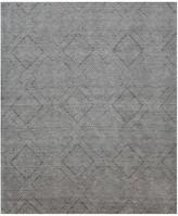 Natori Shangri-La- Interlock Gray Tones Rug