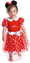Disney Baby Minnie Mouse Dress with Headband 3-6 months