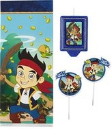"""Wilton Treat Bags 4""""X9.5"""" 16/Pkg-Jake And The Never Land Pirates"""