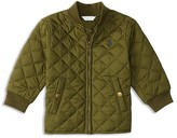 Ralph Lauren Infant Boys' Diamond Quilted Jacket - Sizes 3-24 Months