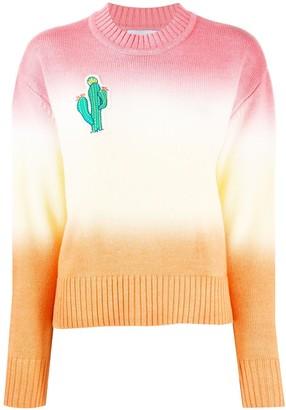 Mira Mikati Cactus ombre sweater