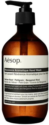 Aesop Reverence Aromatique Hand Wash