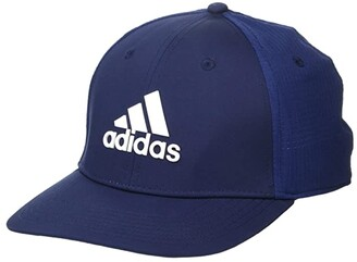 adidas Tour Hat (Grey Three/White) Caps