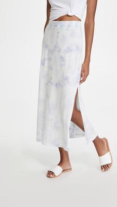 Z Supply Alva Haxy Tie Dye Skirt
