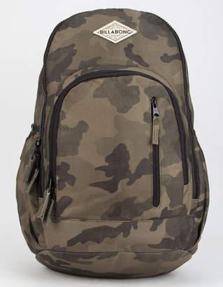 Billabong Roadie Camo Backpack