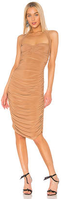 Norma Kamali x REVOLVE Bill Dress
