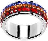 Body Candy Size 6 Rainbow Ferido Ring