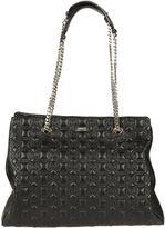Armani Collezioni Nappa Leather Shopper Bag