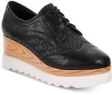 Wanted Gallaway Platform Oxfords