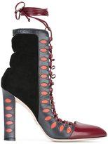 Paula Cademartori 'Warrior' ankle boots
