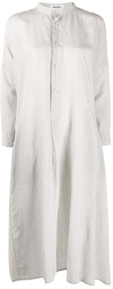 Plantation Linen Blend Dress