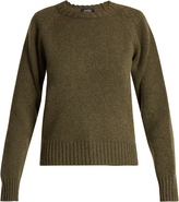 A.P.C. Stirling round-neck wool sweater