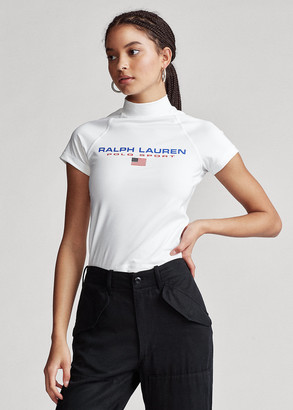 Ralph Lauren Polo Sport Cropped Tee