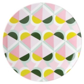 Kate Spade Geo Accent Plate