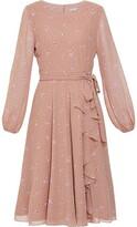 Gina Bacconi Kindra Chiffon Dress