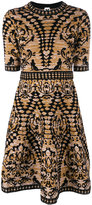 M Missoni princess dress - women - Acrylic/Polyamide/Polyester/Wool - 40