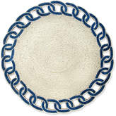 Mackenzie Childs Nautical Link Placemat, Royal