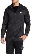 Lotto Textured Fleece Hooded Jacket