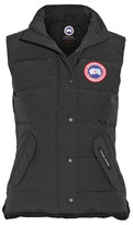 Canada Goose Freestyle Quilted Shell Down Gilet - Black