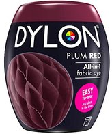 Dylon machine Dye Pod, Plum Red, 350 g