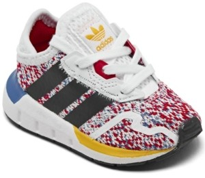 adidas Toddler Kid's Swift Run X Casual Sneakers from Finish Line