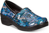Easy Street Shoes Easy Works By Lyndee Slip-On Clogs Women's Shoes