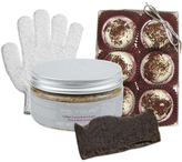 Tre'Yours Exfoliating Coffee Gift Set
