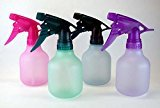Tolco B&B Pink Frosted Spray Bottle