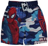 "Spiderman Little Boys' ""Spider Camo"" Swim Trunks"