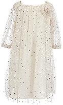 Bonnie Jean Big Girls 7-16 Spangle Mesh Float Dress