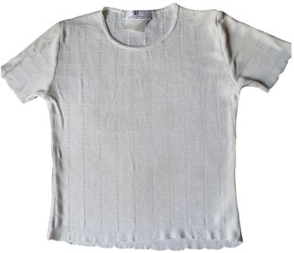 Givenchy White Knitwear for Women Vintage