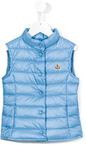 Moncler Liane padded gilet - kids - Feather Down/Polyamide - 5 yrs