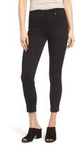 Vigoss Women's Chelsea High Waist Crop Skinny Jeans